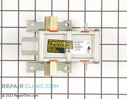 Ge Dual Oven Safety Valve