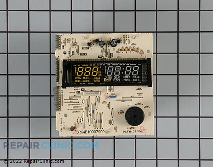 Control Board WB27T10500 Main Product View