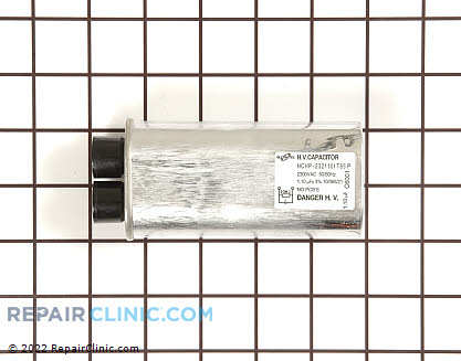 GE Microwave High Voltage Capacitor