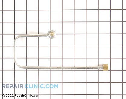 Gas Tube or Connector (OEM)  WB28K10190 - $11.40