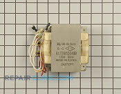 High Voltage Transformer - Part # 1086389 Mfg Part # WB27X10774