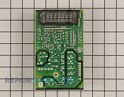 User Control and Display Board - Part # 1086339 Mfg Part # WB27X10712