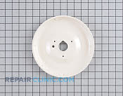 Burner Drip Bowl - Part # 1086767 Mfg Part # WB31K10128