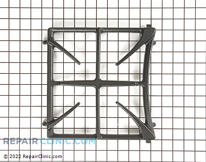 Burner Grate (OEM)  WB31T10095, 1086801