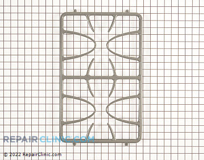 Burner Grate (OEM)  WB31T10106, 1086812
