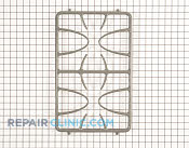 Burner Grate - Part # 1086812 Mfg Part # WB31T10106