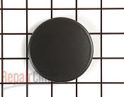 Surface Burner Cap - Part # 1086621 Mfg Part # WB29K10022
