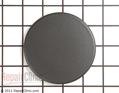 Surface Burner Cap WB29K10024      Main Product View