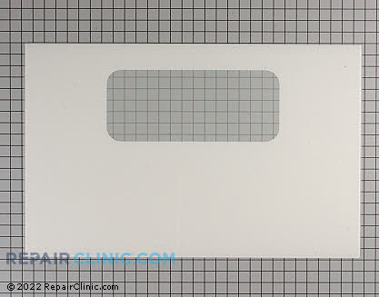 Outer Door Glass (OEM)  WB57K10086