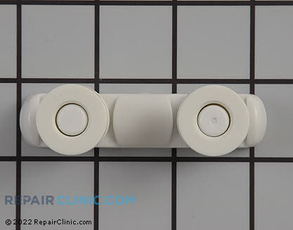 Dishrack Roller Assembly (OEM)  WD12X10175 - $5.30