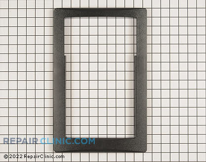 Dispenser Trim Piece (OEM)  WR38X10314 - $25.85