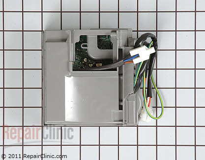 Inverter Board WR55X11138      Main Product View