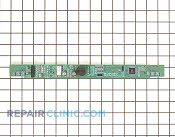 Temperature Control Board - Part # 1092847 Mfg Part # WR55X10340