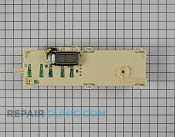 User Control and Display Board - Part # 1100994 Mfg Part # 435814
