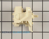 Push Button Switch - Part # 1105725 Mfg Part # 424410