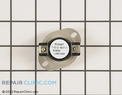 High Limit Thermostat 35001092 Main Product View