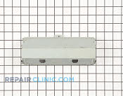 Bracket-bottom lamp - Part # 2080047 Mfg Part # DE61-00407B