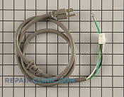 Power Cord - Part # 2086645 Mfg Part # DE96-00218A