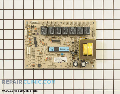 Kenmore Power Relay Board