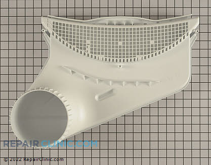 Air Duct 37001141 Main Product View