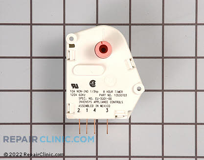 Defrost Timer R0131577 Main Product View