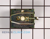 Temperature switch - Part # 1156814 Mfg Part # 134401700