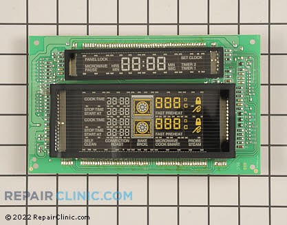 User Control and Display Board 144001 Main Product View