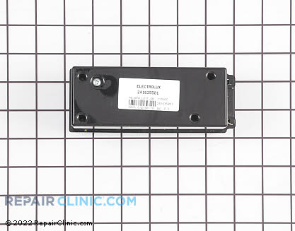 Control Board Cover (OEM)  241635501