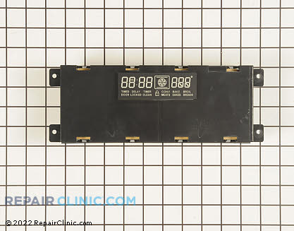 Oven Control Board 316418783       Main Product View