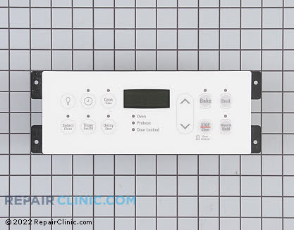 Kenmore Oven Clock Control Board