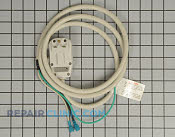 Power Cord - Part # 1158395 Mfg Part # 5304448074