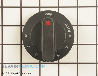 Control Knob 318341400       Main Product View