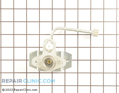 Surface Burner Orifice Holder (OEM)  318221355