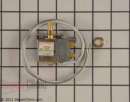 Temperature Control Thermostat (OEM)  WR09X10134 - $28.20