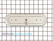 Central burner vision - Part # 1166800 Mfg Part # WB16K10047
