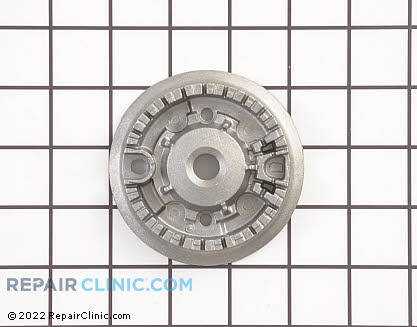 Surface Burner Base (OEM)  WB16K10051