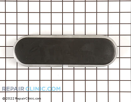 Surface Burner Cap (OEM)  WB16K10053 - $29.95