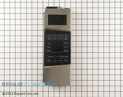 Touchpad and Control Panel (OEM)  WB07X10977