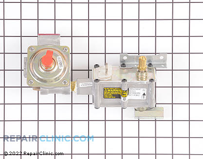 Ge Oven Oven Valve and Pressure Regulator