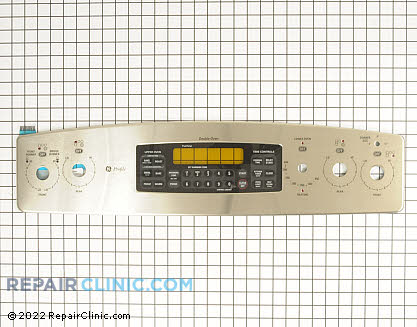 Touchpad and Control Panel (OEM)  WB27T10699 - $405.25