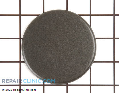 Surface Burner Cap (OEM)  WB29K10041, 1167325