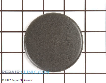 Surface Burner Cap (OEM)  WB29K10042, 1167326