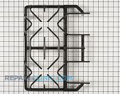 Burner Grate - Part # 1167396 Mfg Part # WB31T10111