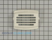 Vent Grille - Part # 1167411 Mfg Part # WB31T10127