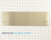 Drawer Cover - Part # 1167841 Mfg Part # WB56T10176