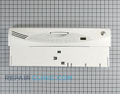 Escutcheon keypad asm - Part # 1168368 Mfg Part # WD34X11095