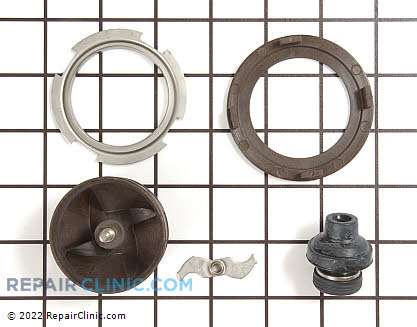 Impeller and Seal Kit (OEM)  WD19X10038
