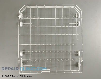 Lower Dishrack Assembly (OEM)  WD28X10322