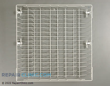 Upper Dishrack Assembly (OEM)  WD35X10381 - $64.80