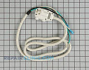 Power Cord - Part # 1168978 Mfg Part # WJ35X10104